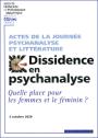 Dissidence en psychanalyse