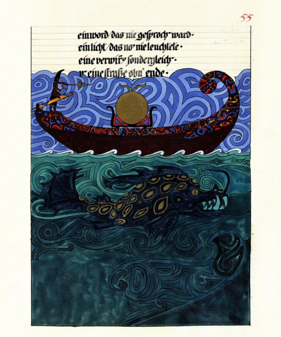 Livro Vermelho (Com Ilustrações), C. G. Jung - Livro ...