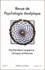 Revue de Psychologie Analytique